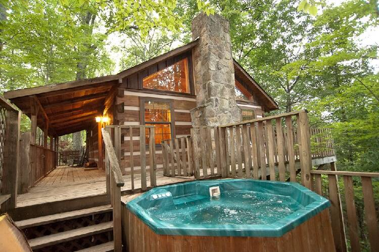 Pigeon Forge Two Bedroom Cabins Premier Cabins For You